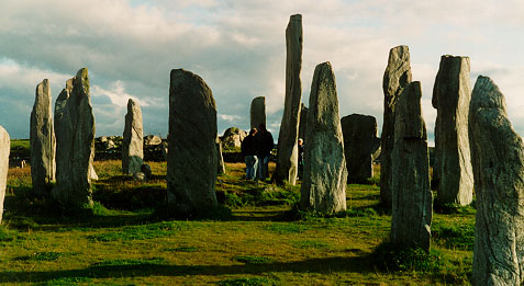 Callanish Standing Stones, Scotland