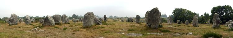 Carnac, Brittany, Standing Stones